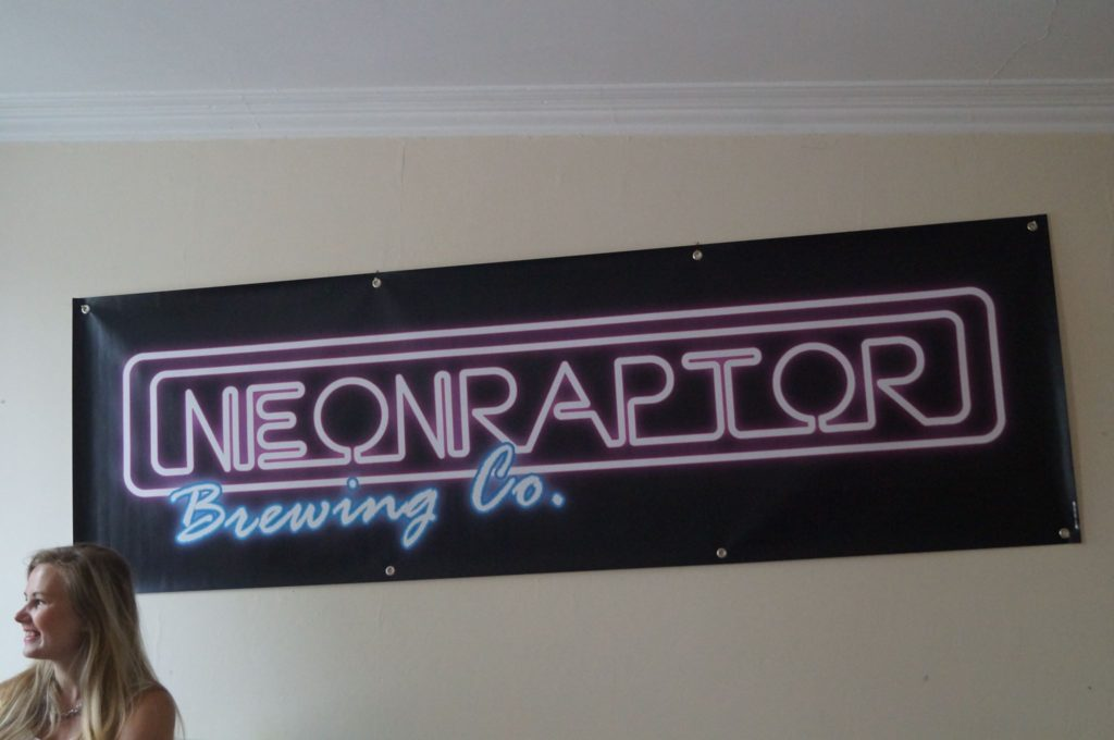 Neon Raptor Brewing Co.