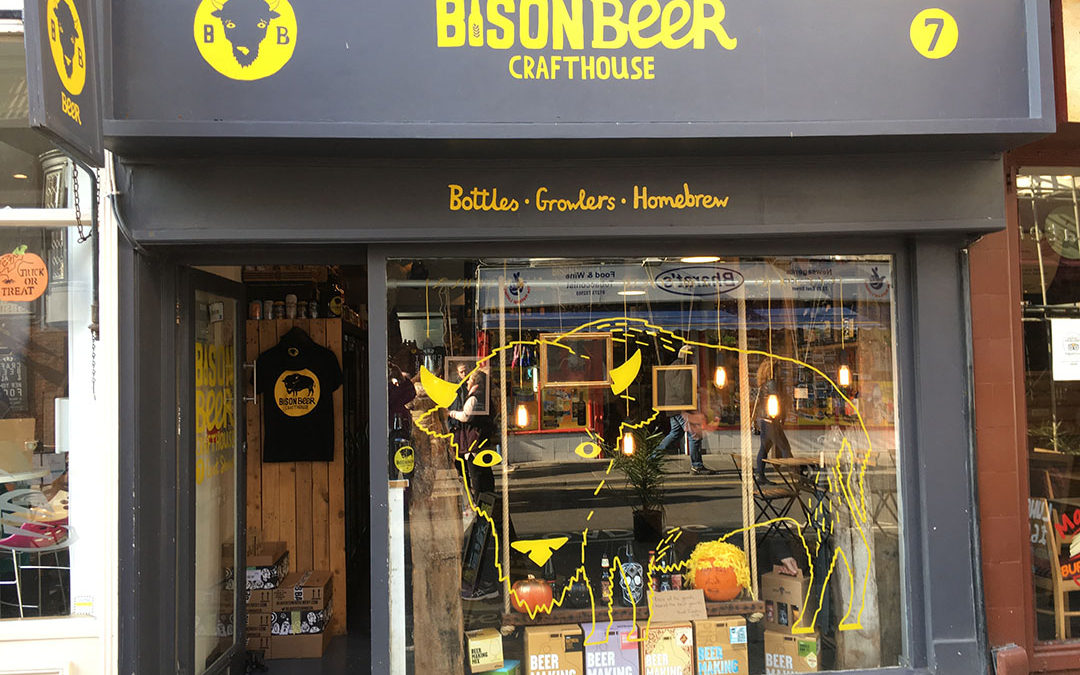 Bottleshop – Bison Beer Brighton