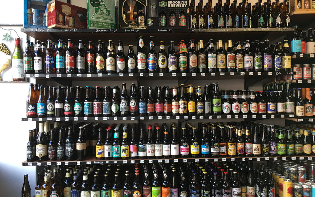 Bottleshop – Ninkasi, Burgess Hill