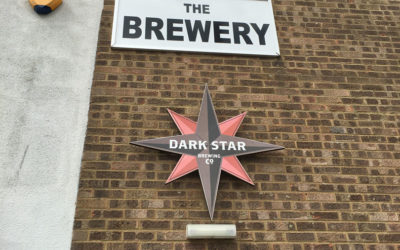 Craft Brewery – Dark Star, West Sussex