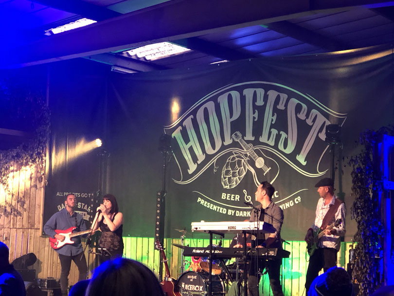 Hopfest 2018 – Dark Star, West Sussex