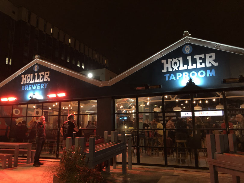Craft Brewery – Holler, East Sussex
